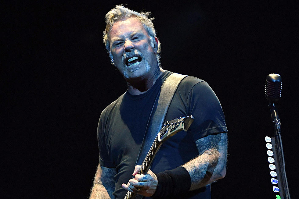 James Hetfield Calls Woman Who Scared Cougar With Metallica Song