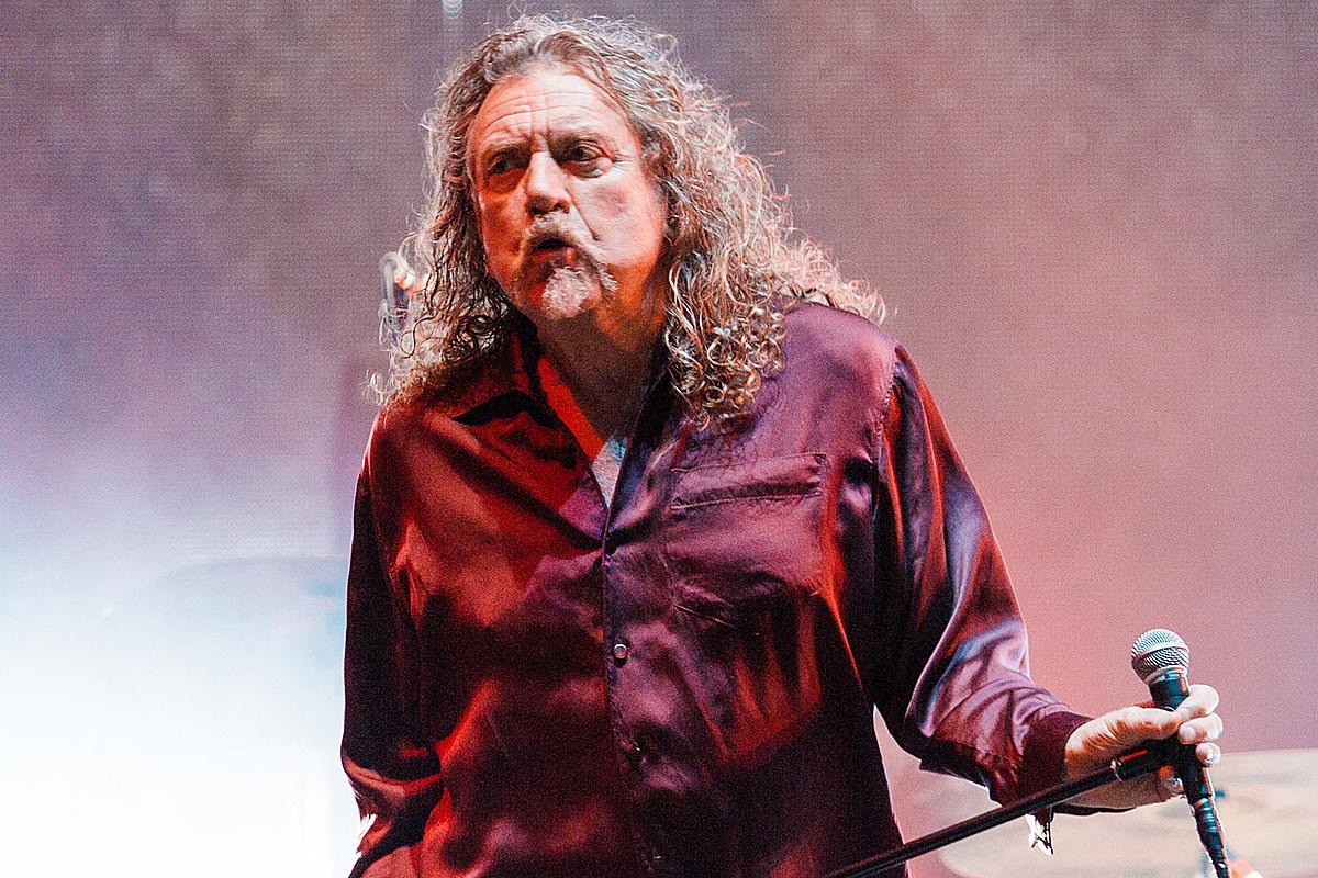 Robert Plant Recalls Being Told to Stop Singing 'Weird S—'