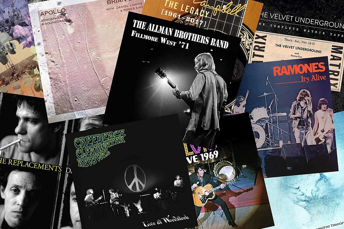 Reissue Roundup: Summer Sets From Allman Brothers, CCR and More
