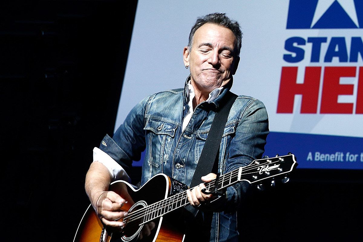 Listen to Unreleased Bruce Springsteen Song 'I'll Stand by You'