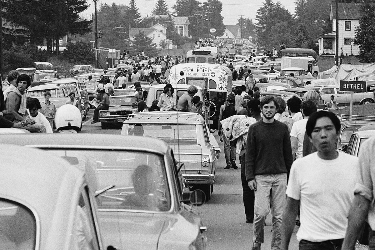 Woodstock Drifters Warned Against Visiting Festival Site