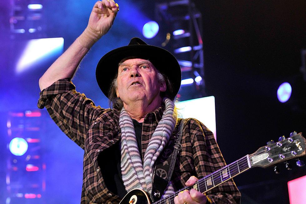 Resultado de imagem para Neil Young e Crazy Horse colorado