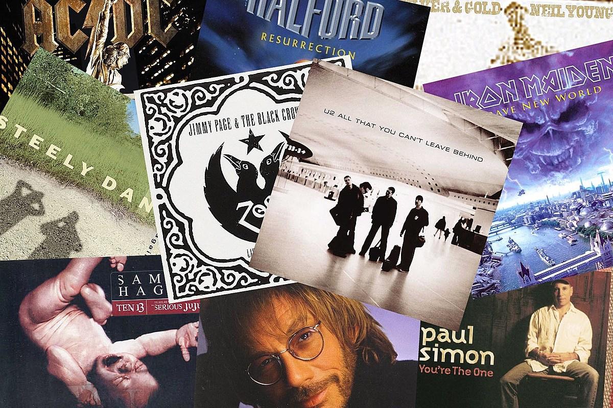 2000's Best Classic Rock Albums