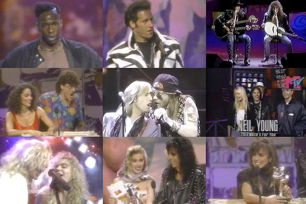 Vmas 2020 Full Show.10 Ways Rock Ruled The 1989 Mtv Video Music Awards