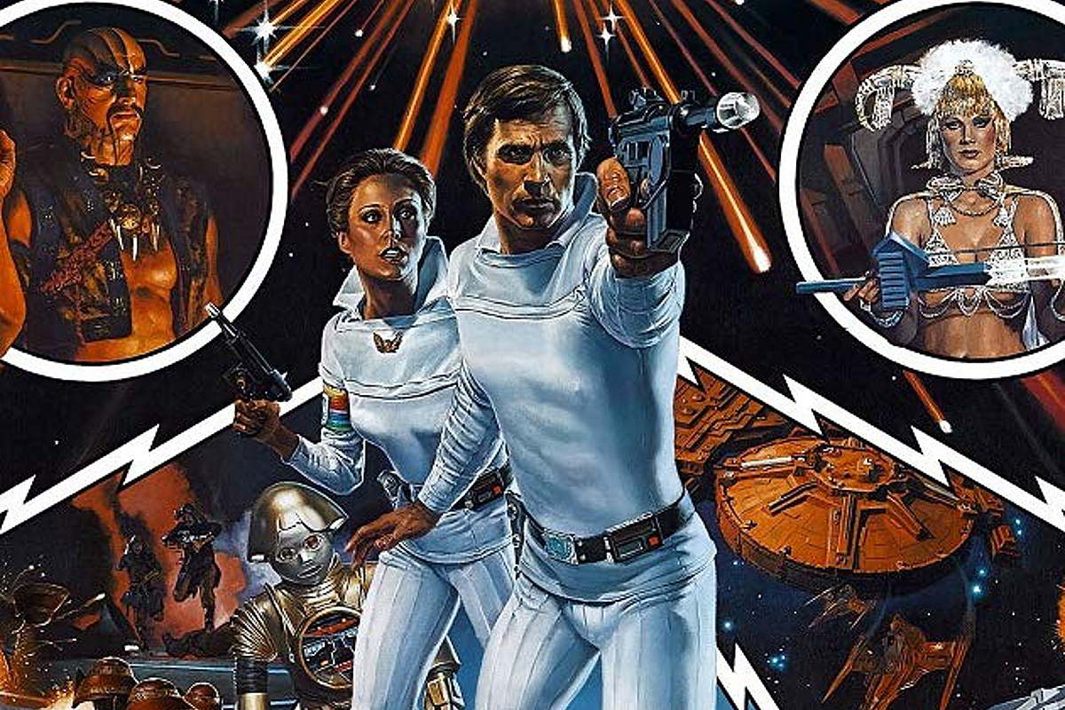 When NBC Turned Buck Rogers Into 'Burt Reynolds in Outer Space'