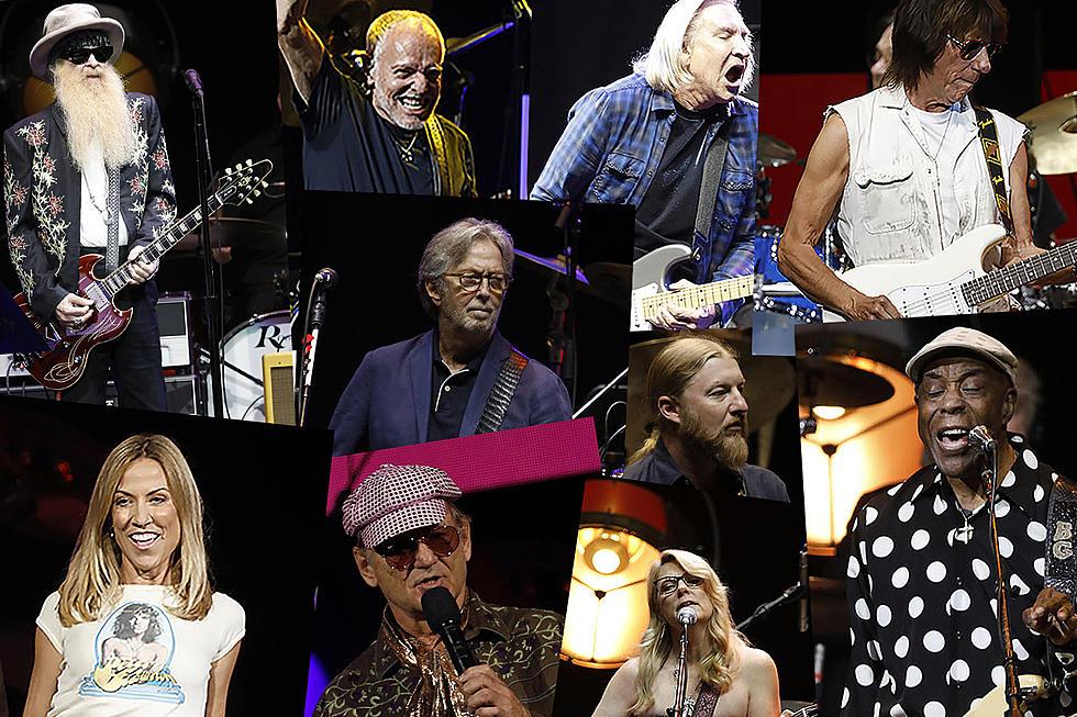 Eric Clapton Crossroads Guitar Festival 2020.Eric Clapton And Friends Highlight Crossroads Guitar Festival