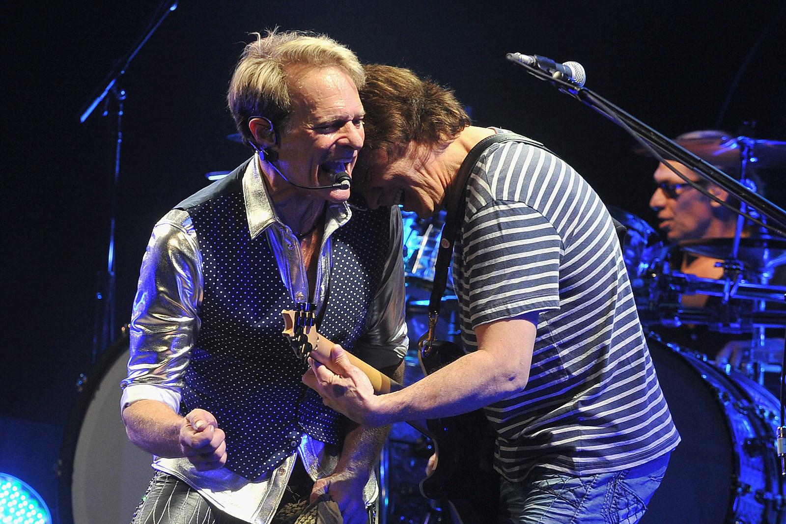 Have Eddie Van Halen S Health Issues Kept Van Halen Off The Road