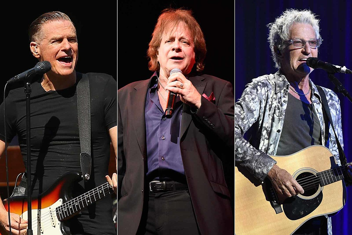 Bryan Adams, REO Speedwagon and More Pay Tribute to Eddie Money