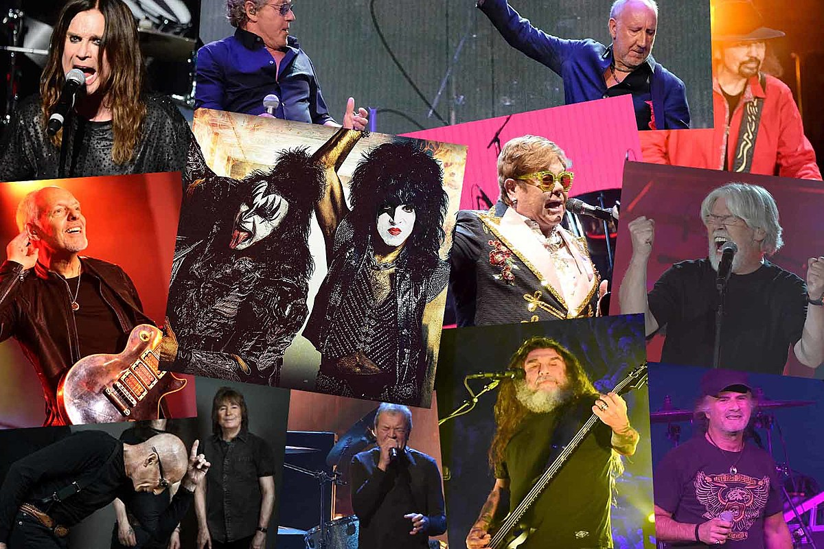 Exactly When Will All These Classic Rock Farewell Tours End?