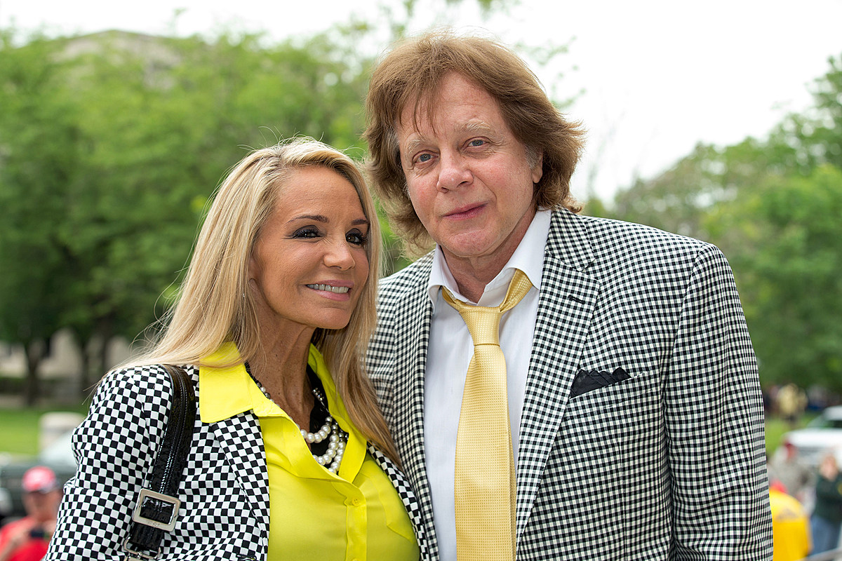 Eddie Money Renewed Marriage Vows Months Before He Died