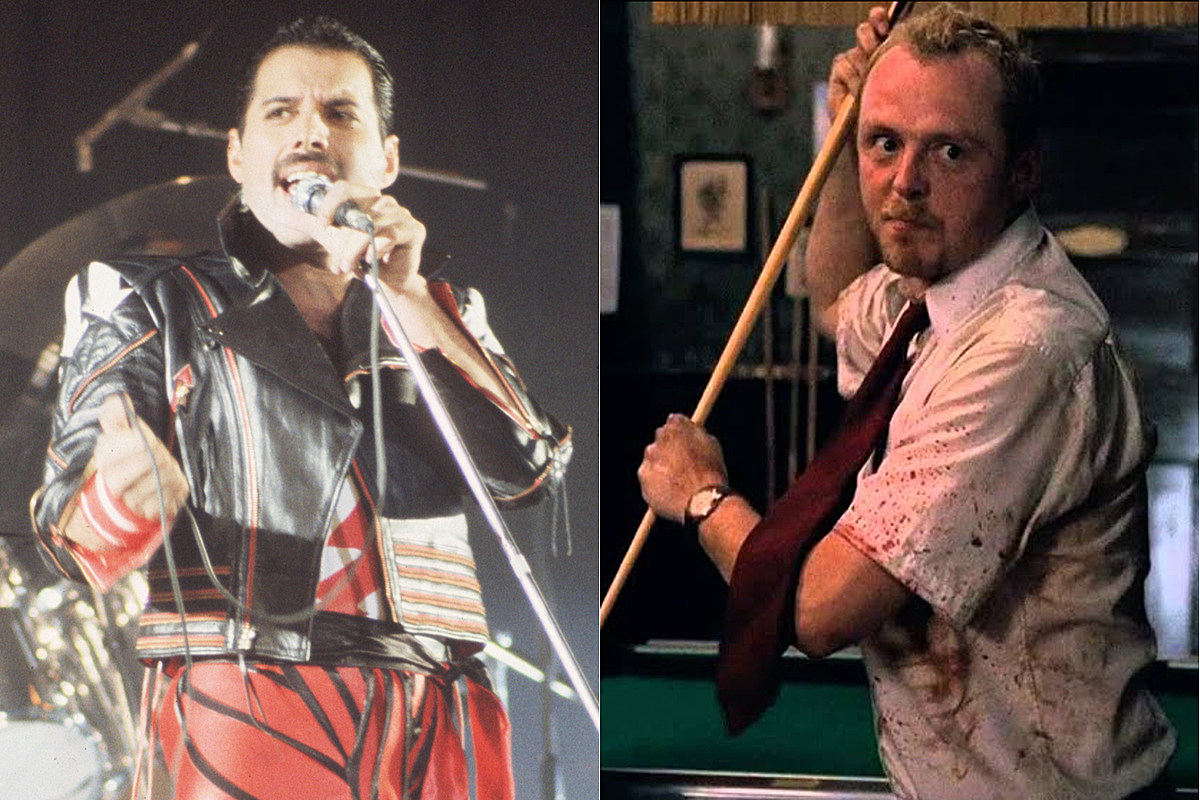 How Queen's 'Don't Stop Me Now' Ended Up in 'Shaun of the Dead'