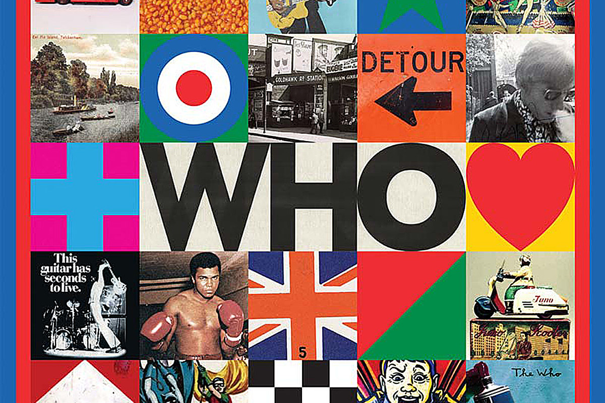 The Who Announce New Album, 'Who'