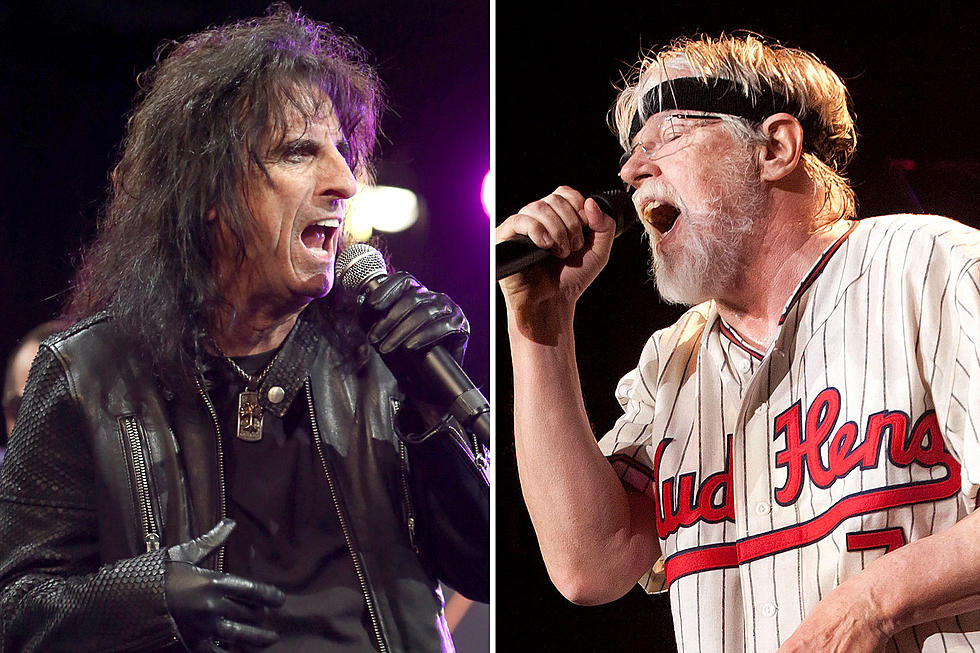 Listen to Alice Cooper Covering Bob Seger's 'East Side Story'