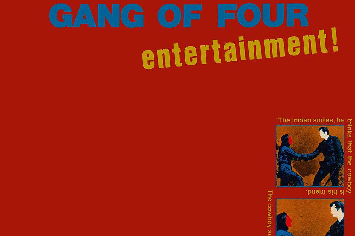 Gang of Four Take Punk in New Direction on 'Entertainment!'