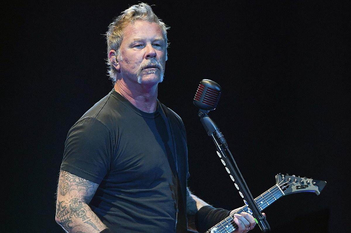 Metallica Cancel Tour Dates as James Hetfield Returns to Rehab