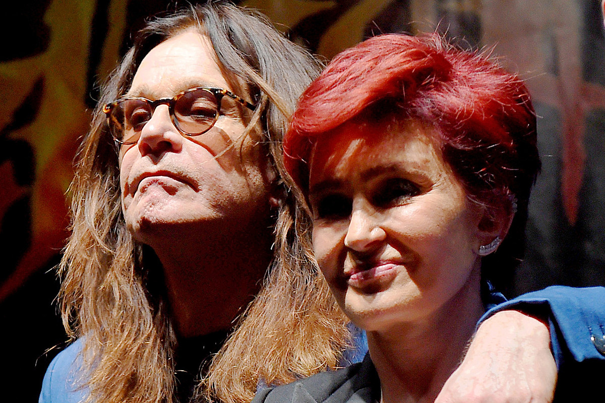 Injured Ozzy Osbourne Is Genuinely an 'Iron Man' Says Sharon
