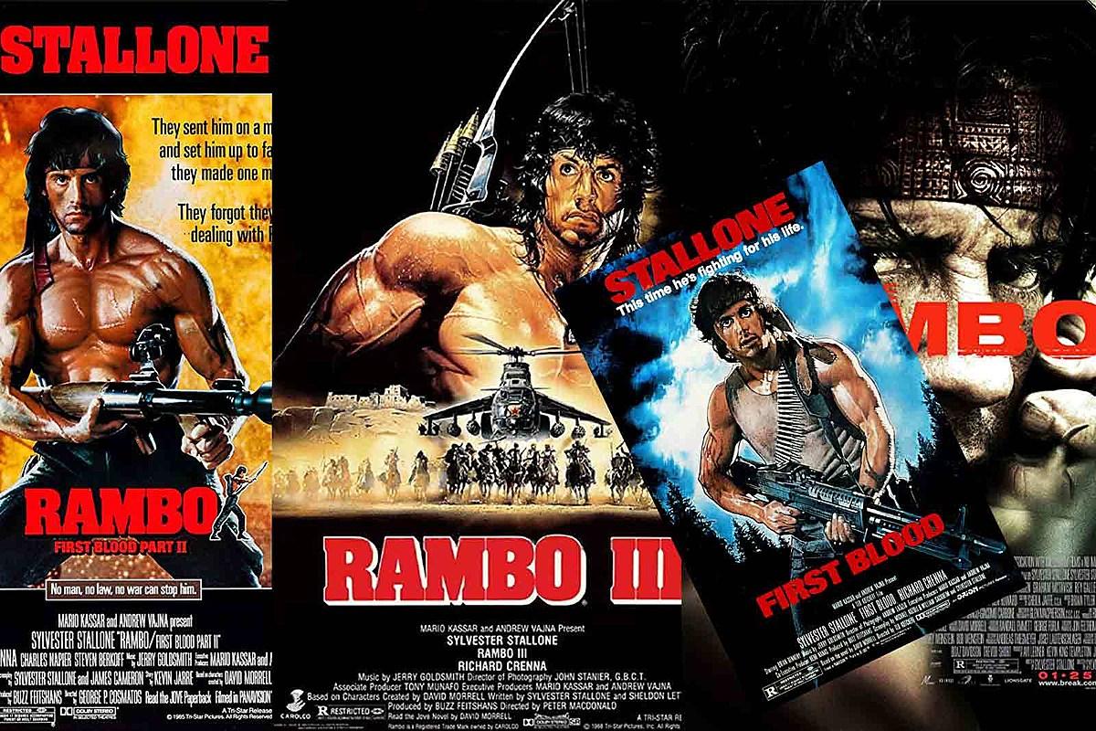 Rambo Movies Ranked Worst to Best