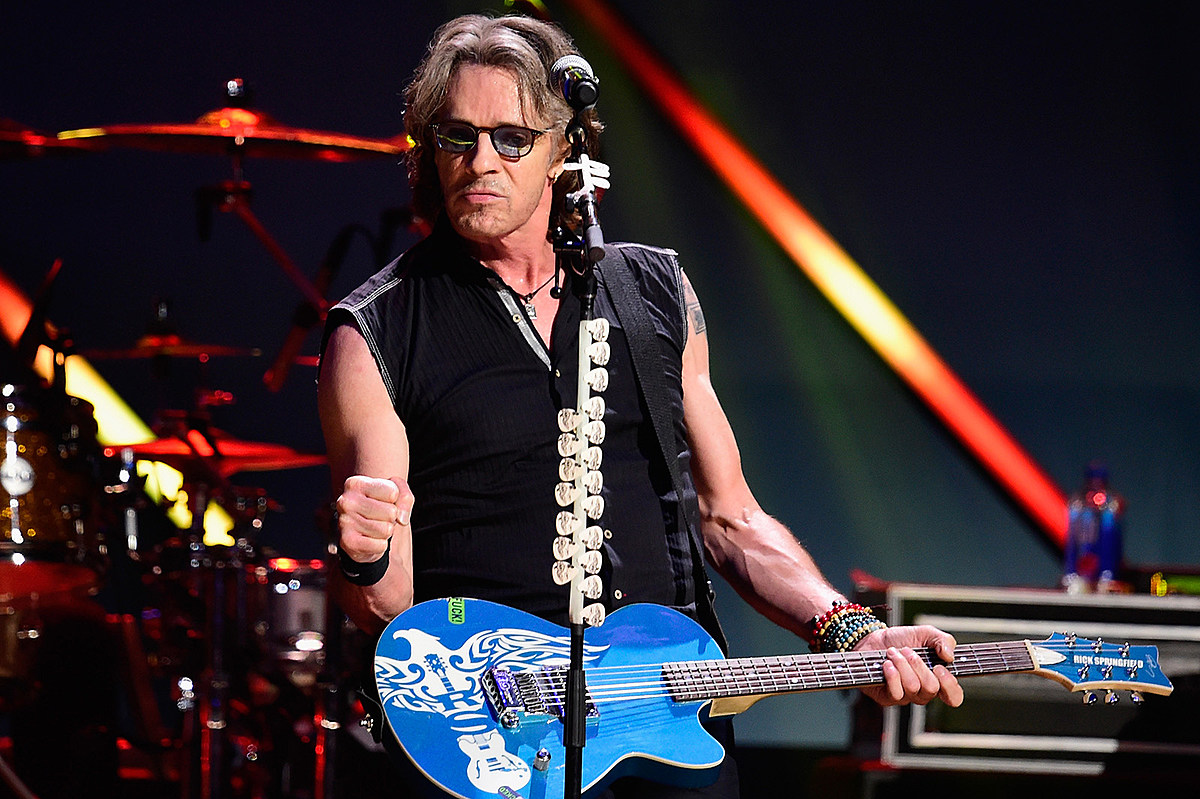 Rick Springfield Says 'Jessie's Girl' Started as 'Gary's Girl'