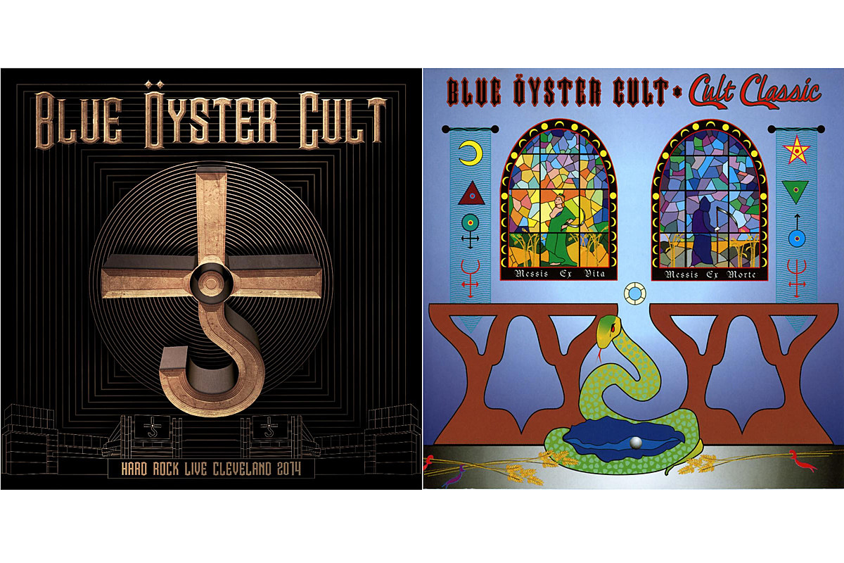 Blue Oyster Cult Announce 2020 Releases