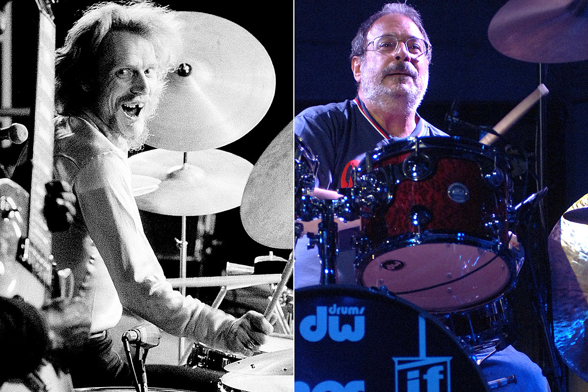 James Gang's Jimmy Fox Recalls Opening for Ginger Baker and Cream