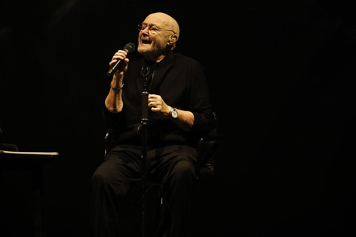 Phil Collins Brings 'Still Not Dead Yet' Tour to Phoenix: Photos