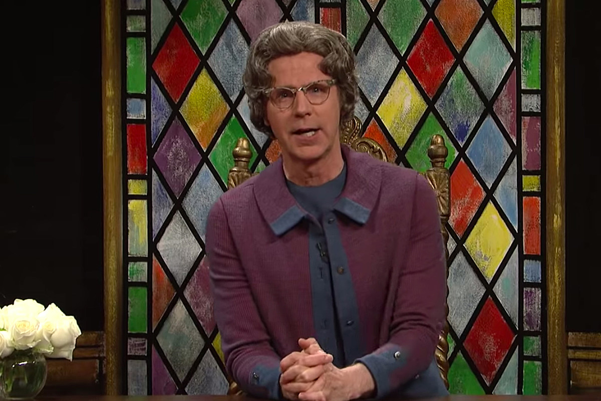 When Dana Carvey Debuted the Church Lady on 'Saturday Night Live'