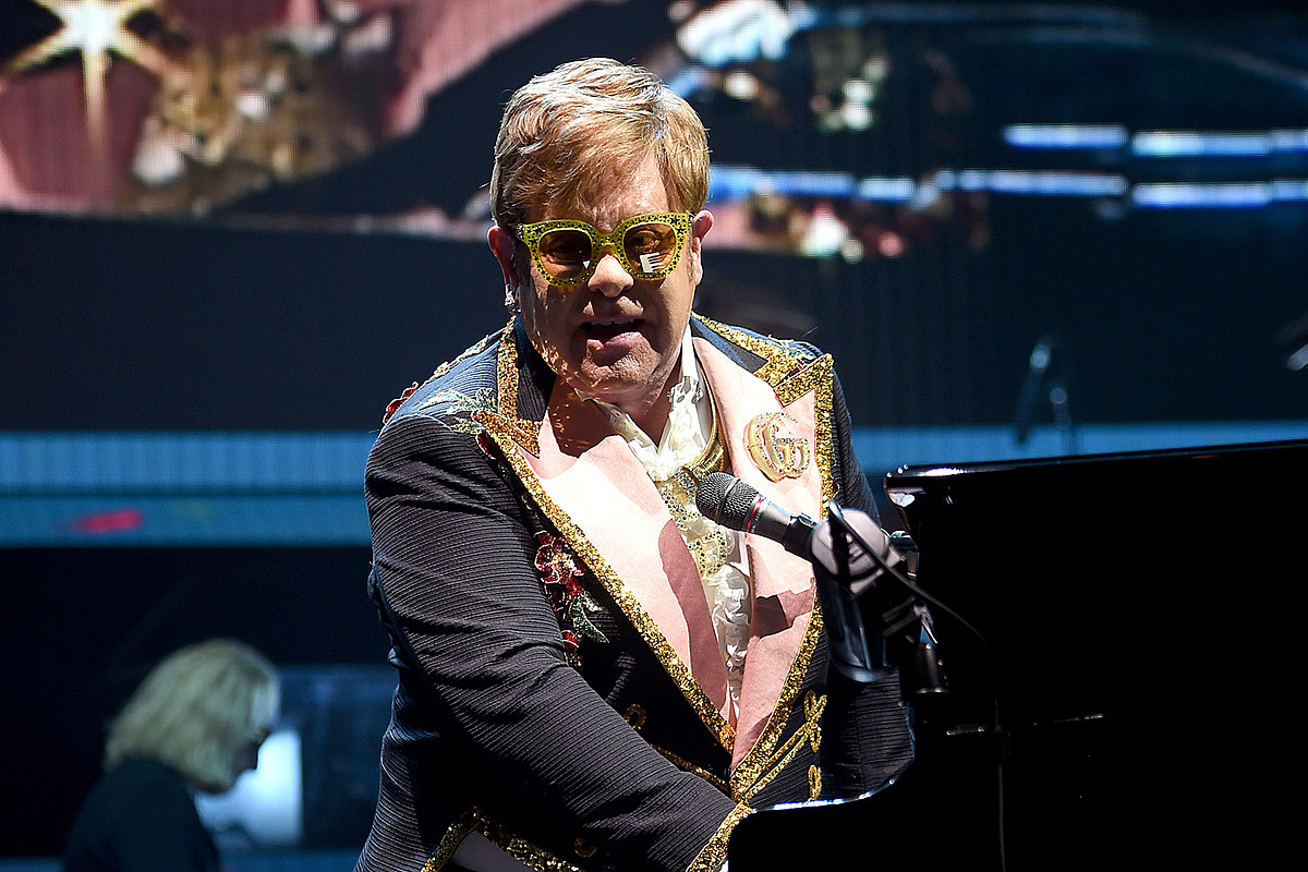 Elton John Says 'The Lion King' Remake Messed Up His Music