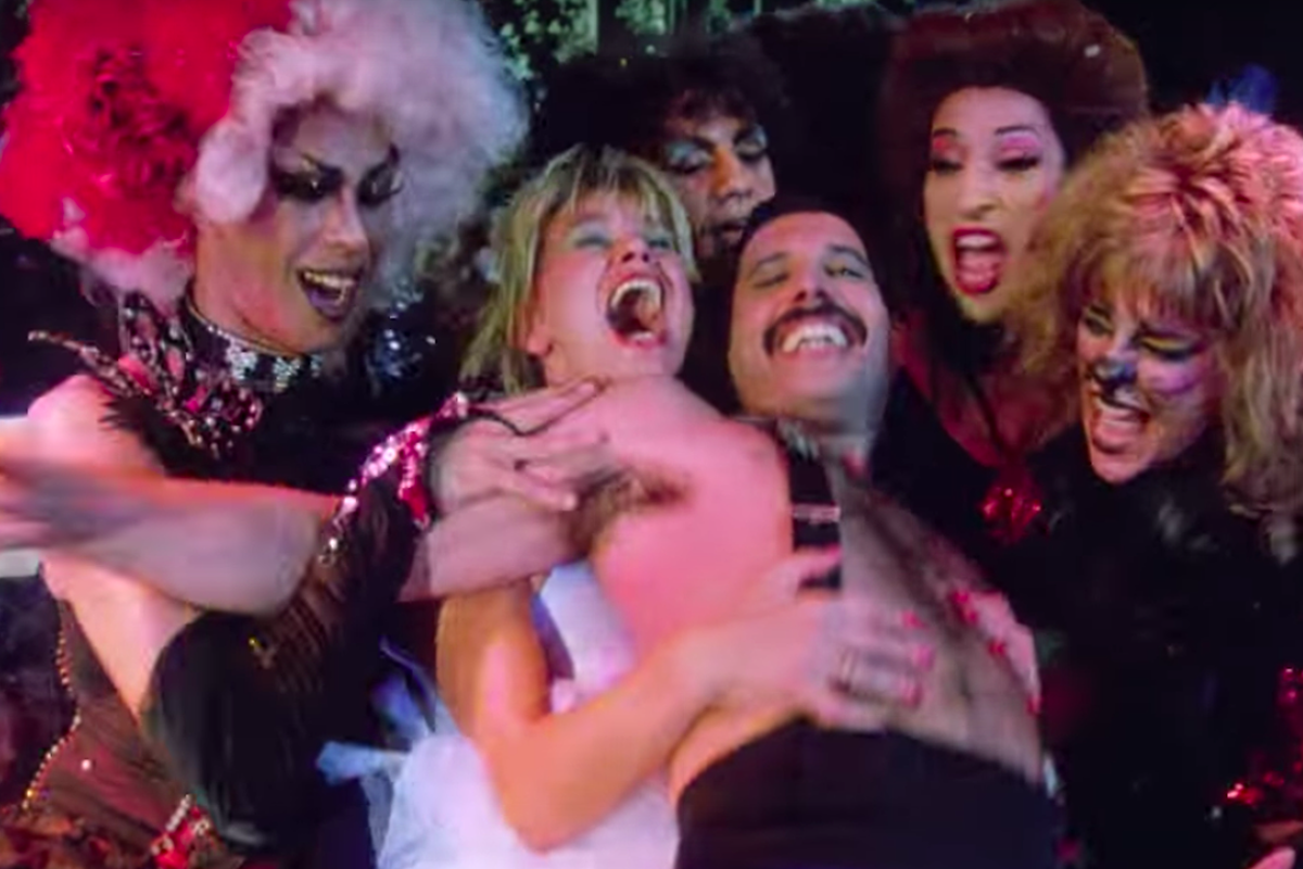 Watch Freddie Mercury's Once-Banned 'Living on My Own' Video