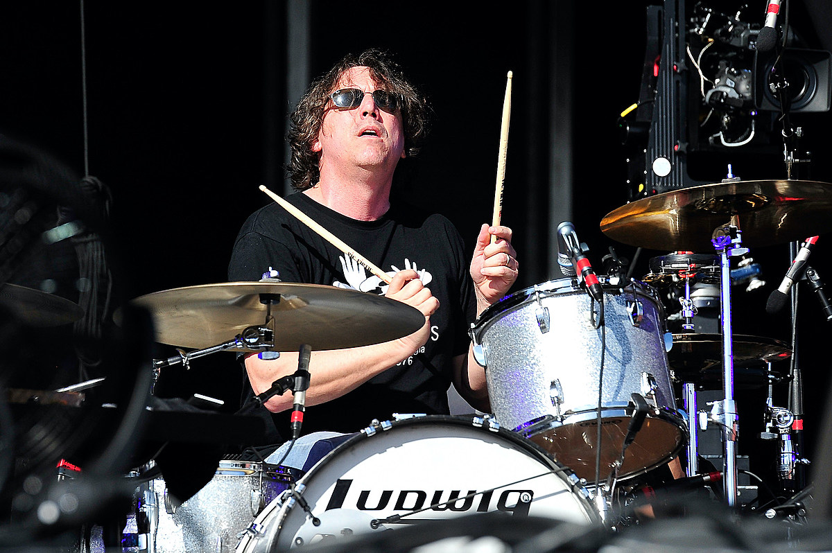 Drummer Steve Gorman Won't Be Part of Black Crowes Reunion