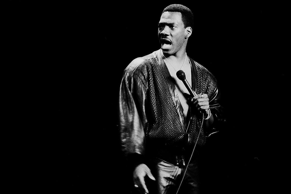 Why Eddie Murphy Stayed Away From 'SNL' for So Long