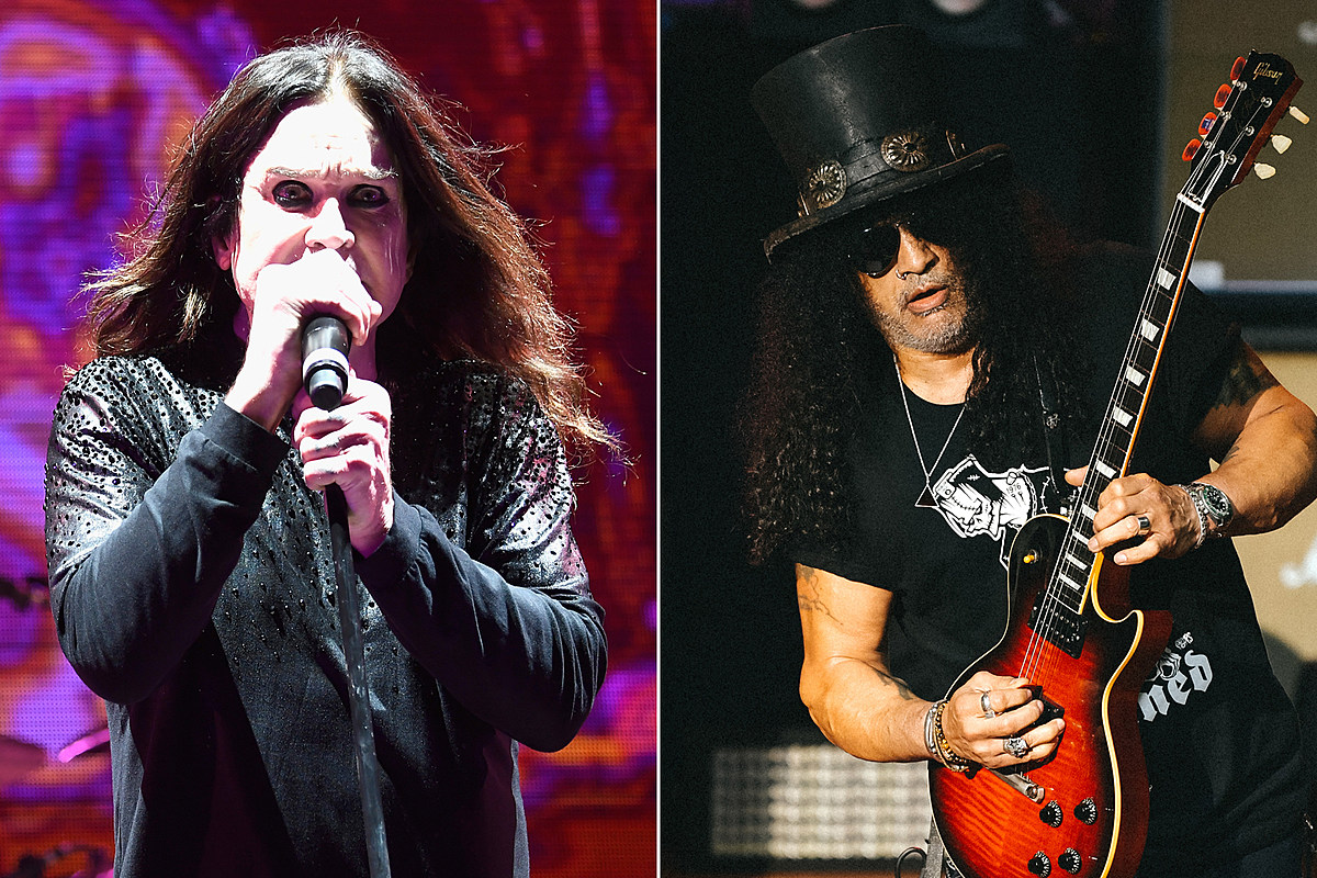 How Slash and Ozzy Osbourne Helped Make an Anti-Bullying Song