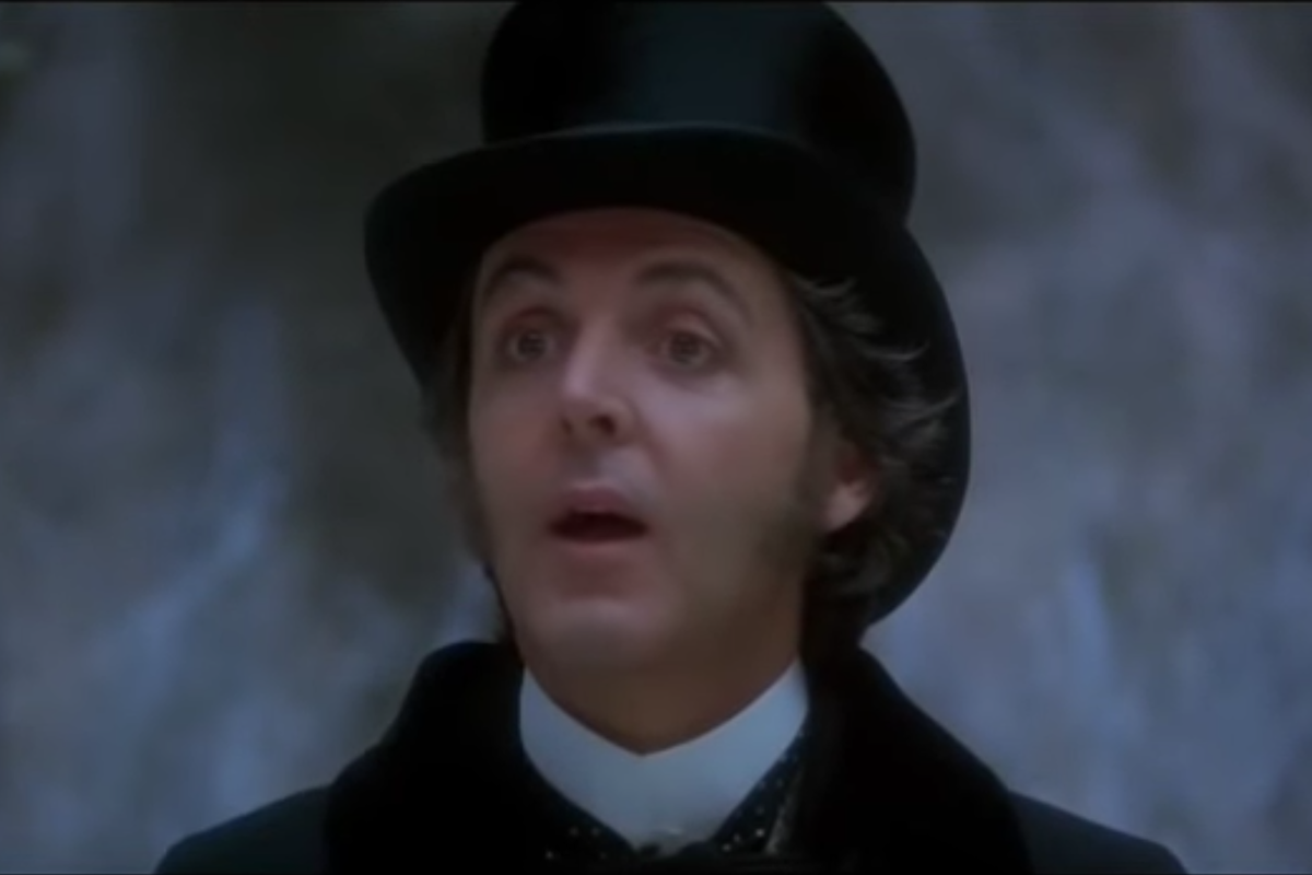 35 Years Ago: Paul McCartney Stumbles With 'Give My Regards' Film