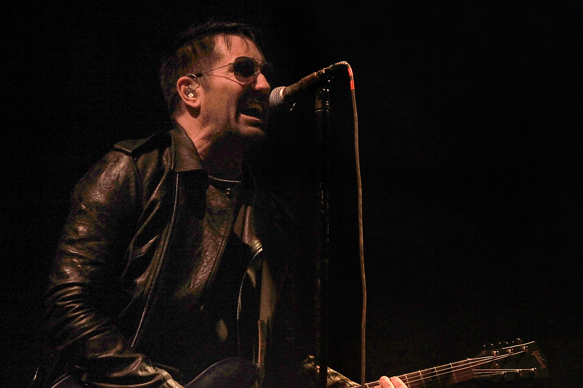 Trent Reznor Now Kinda Likes the Rock and Roll Hall of Fame