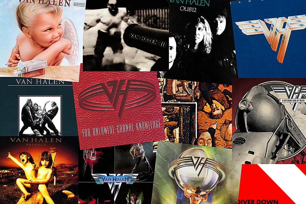 Van Halen Last Great Last Good First Bad Album Roundtable