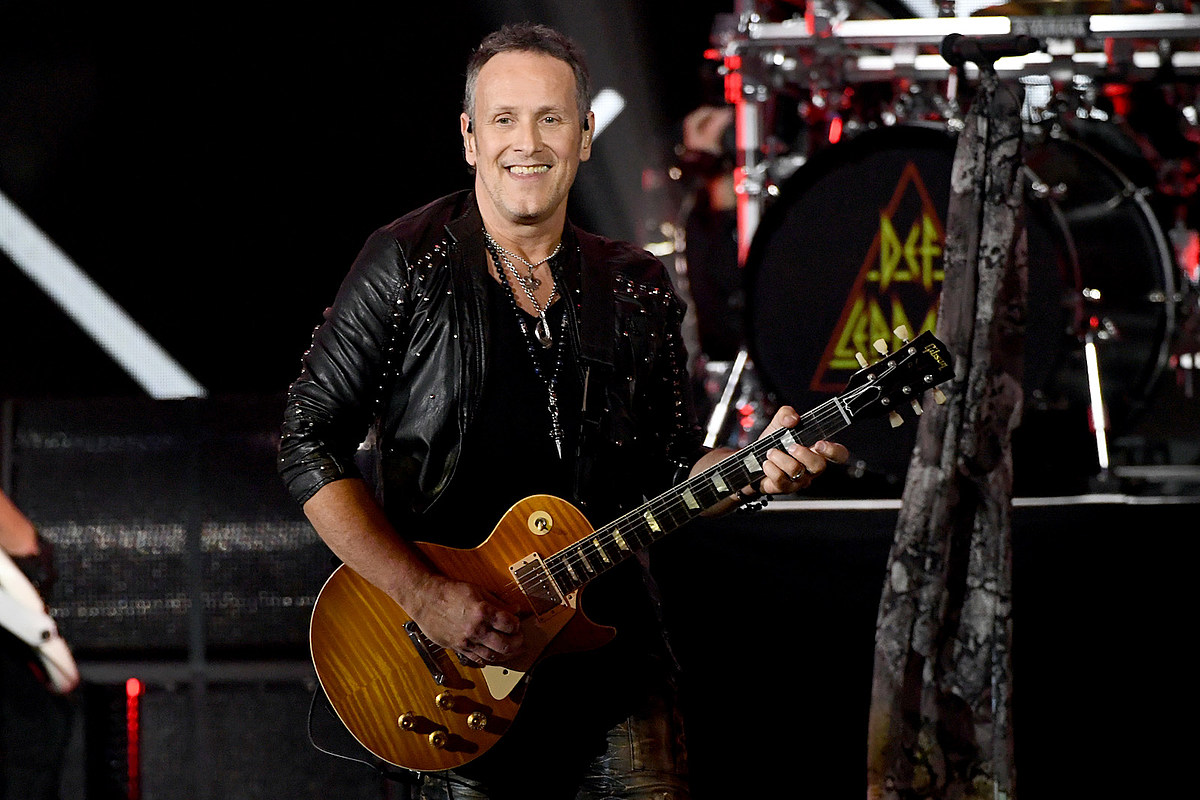 Vivian Campbell Is Still on the Road, Despite Recent Back Surgery