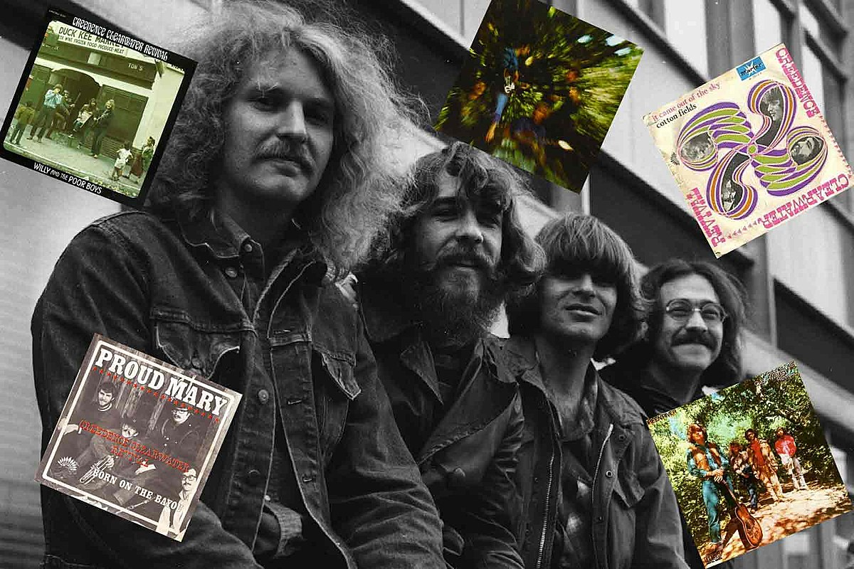 Creedence Clearwater Revival 1969 Songs Ranked Worst to Best