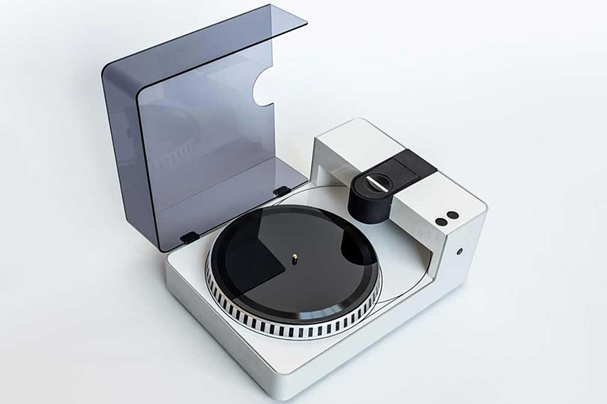 Make Your Own Vinyl Records With $1,200 Machine