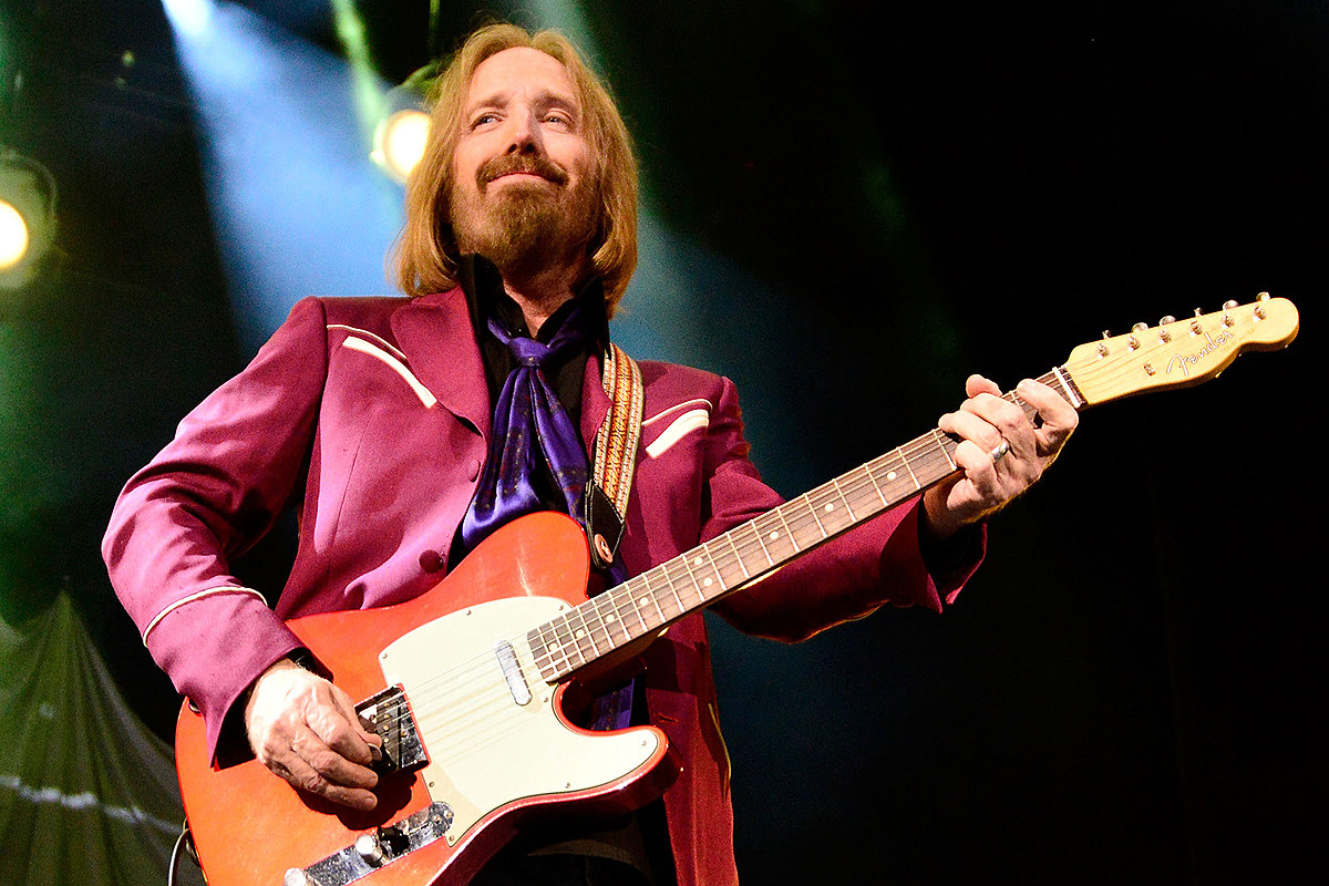 Unreleased Tom Petty Music Recovered After Theft