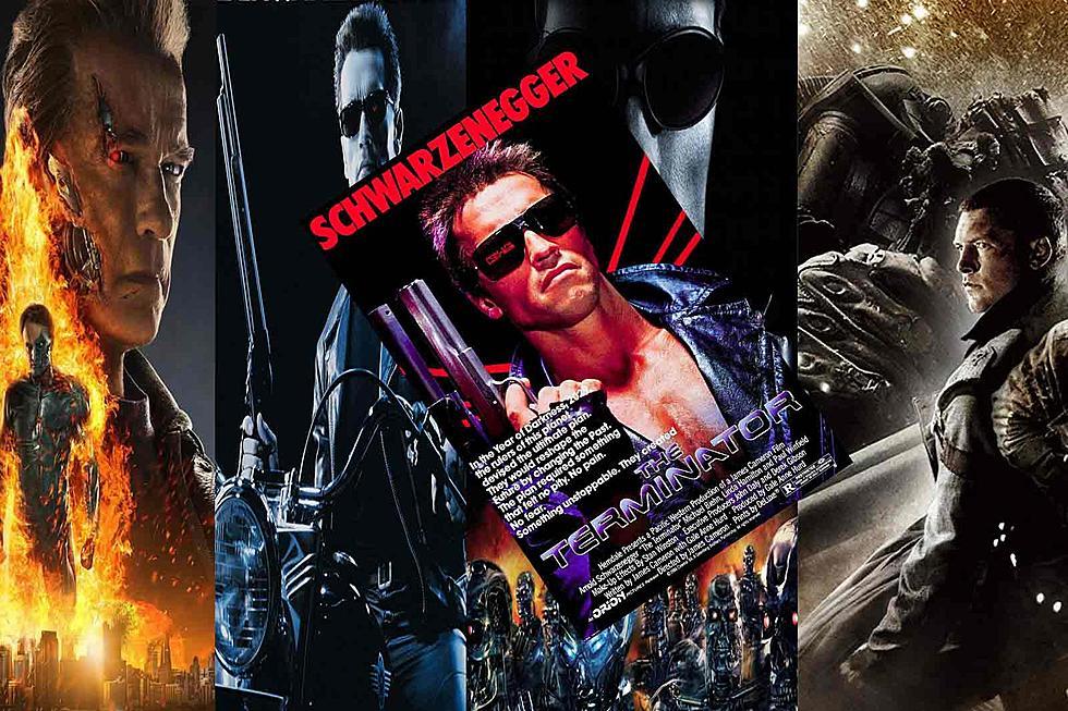 Terminator Movies Ranked Worst To Best