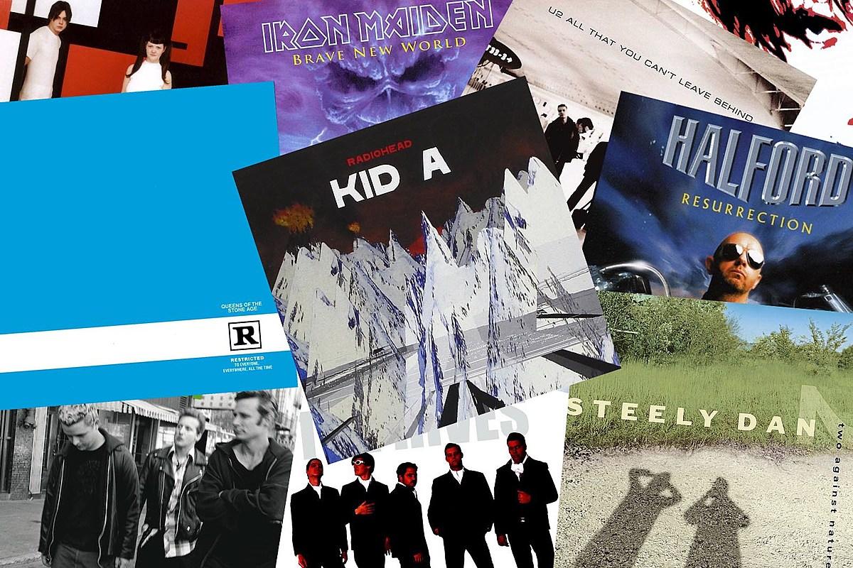 2000's Best Rock Albums