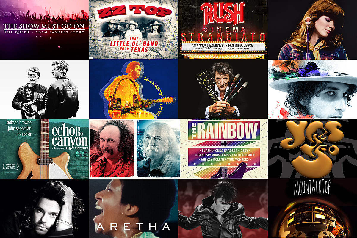 2019 Classic Rock Documentaries: The Year in Review