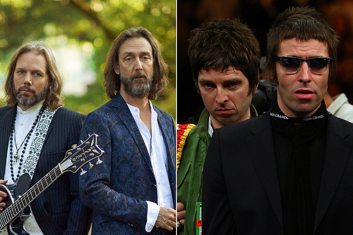 Even Oasis Couldn't Believe How Much the Black Crowes Fought