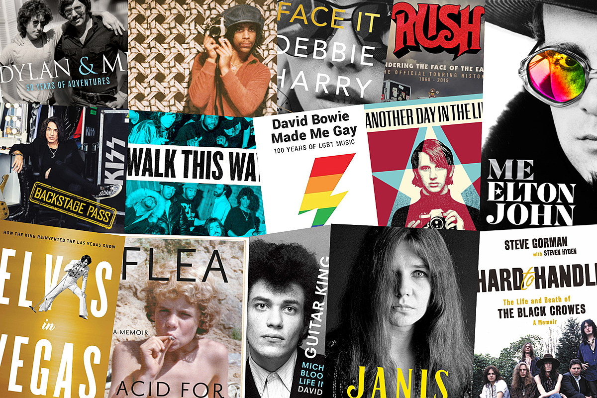 2019 Classic Rock Books: The Year in Review