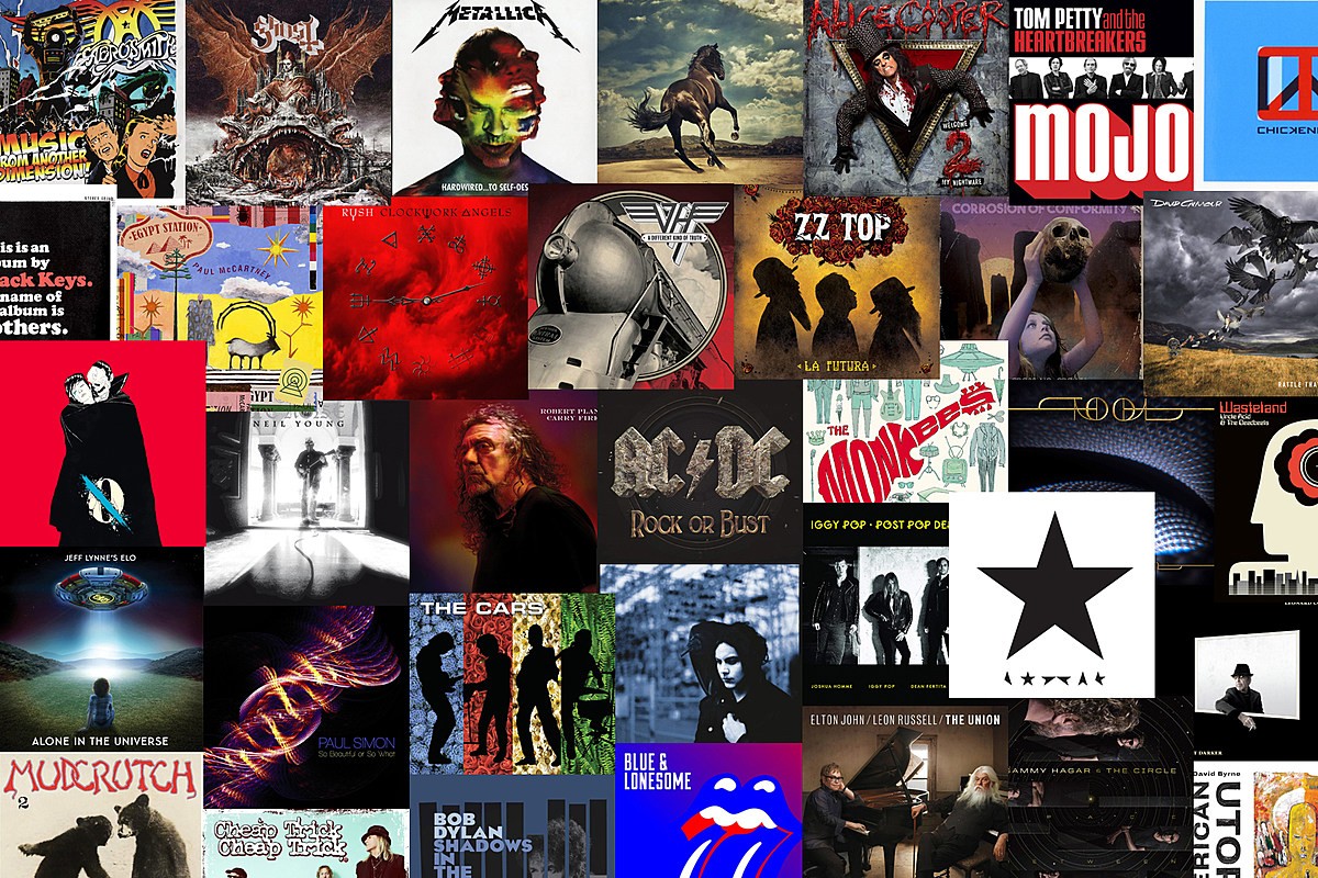 Top 50 Classic Rock Albums Of The 10s