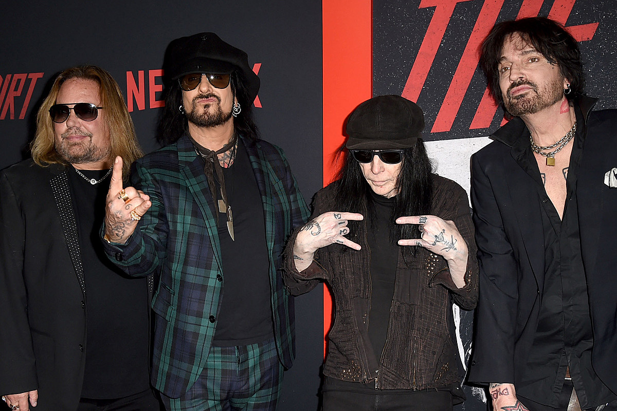 All the Ways Motley Crue Said They'd Never Tour Again