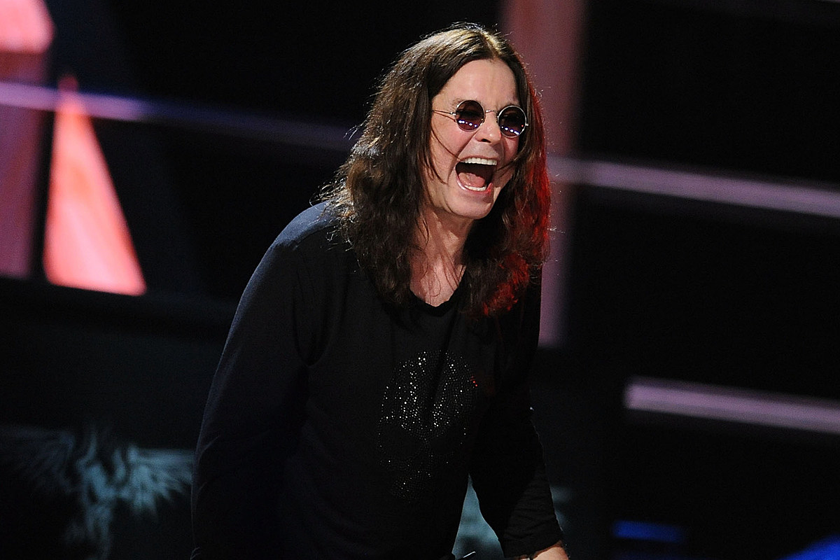 Ozzy Osbourne to Perform at American Music Awards