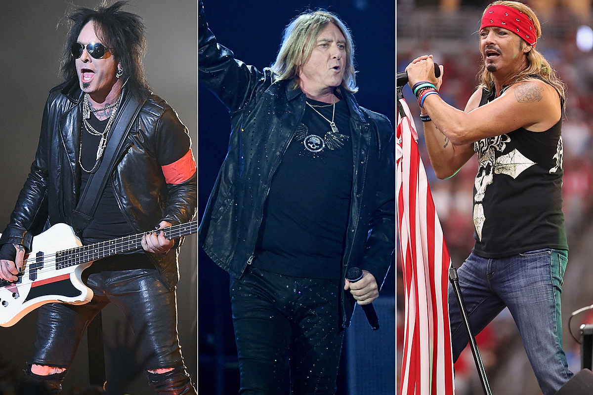 Motley Crue to Reunite for Tour With Def Leppard, Poison: Report