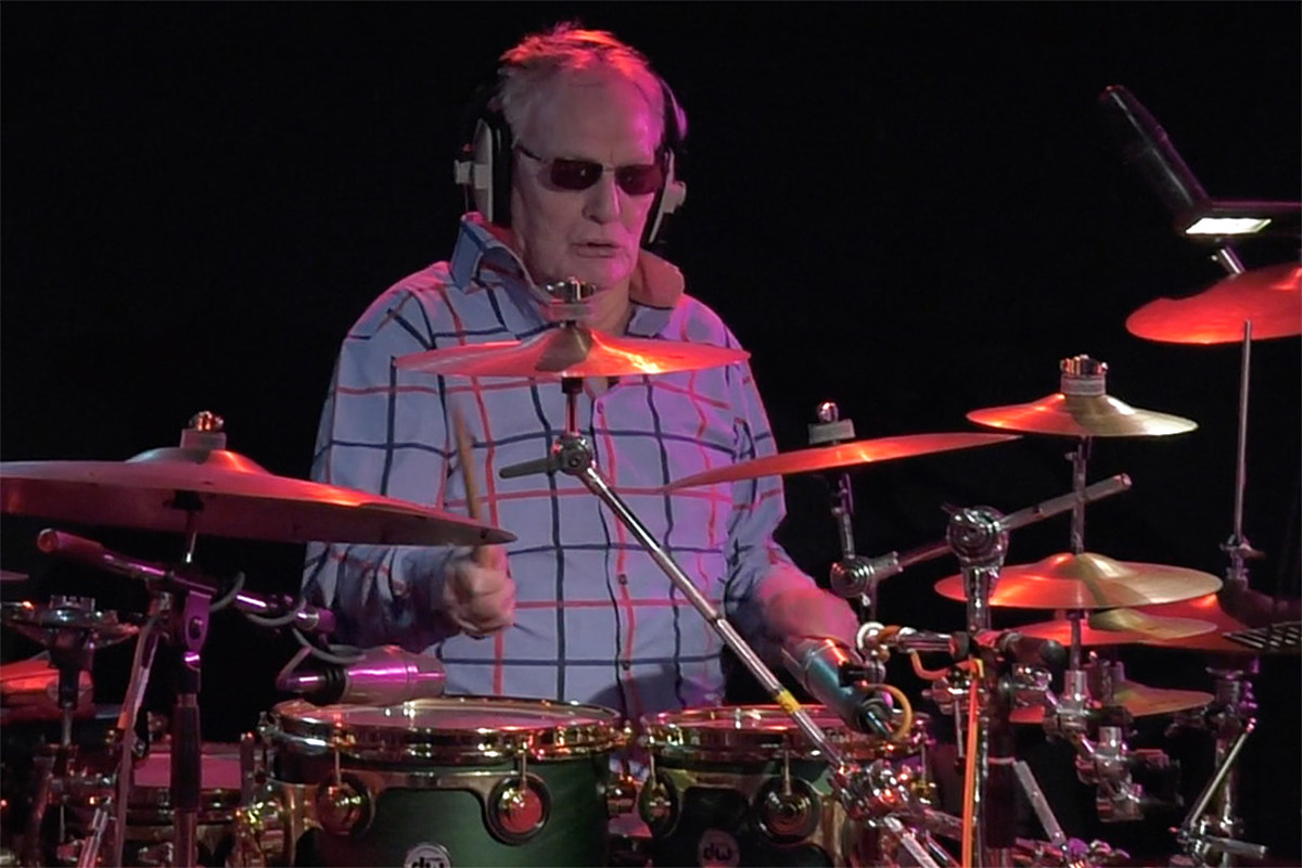 Watch One of Ginger Baker's Final Studio Sessions