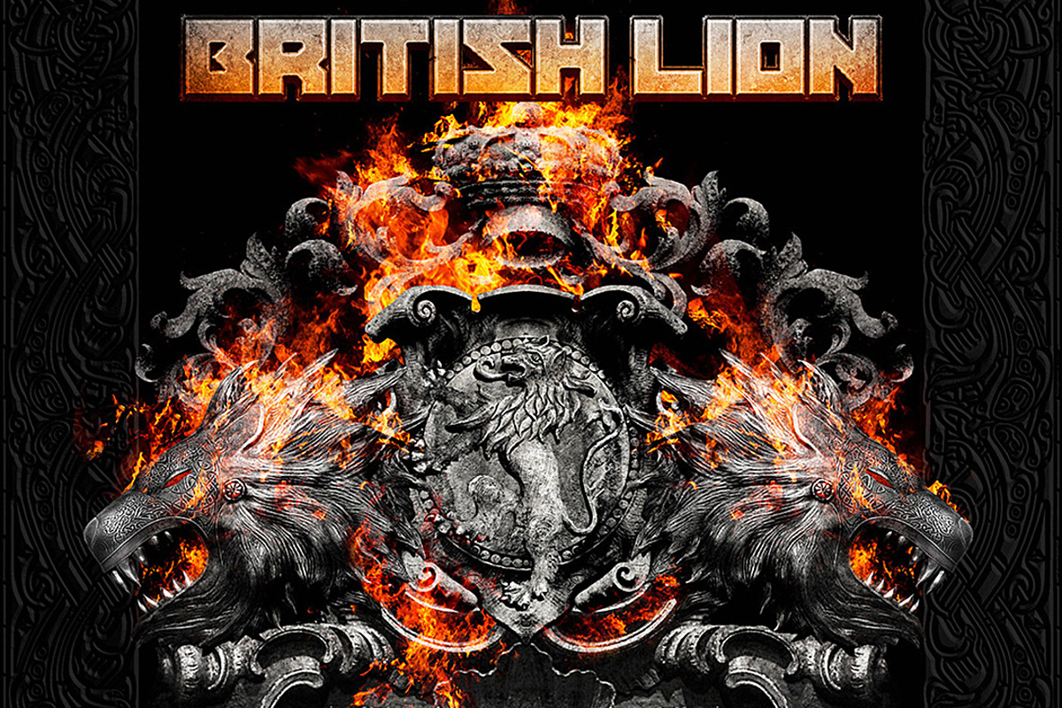 Listen to Steve Harris' New British Lion Song 'The Burning'
