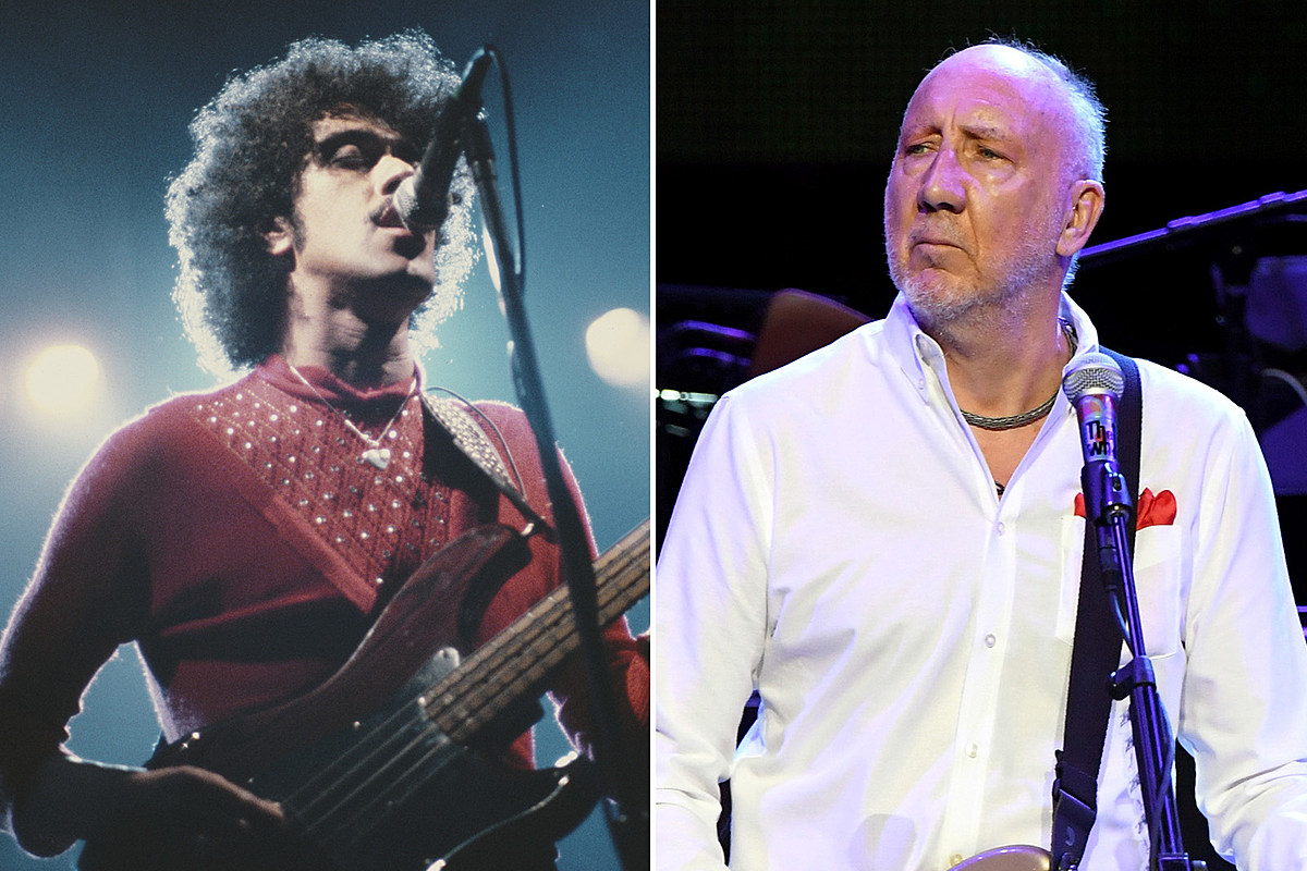 Pete Townshend Recalls Overdose with Phil Lynott